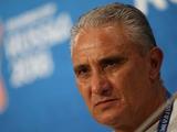 Тите: «Пенальти на Неймаре был, однако Бразилии не нужна помощь арбитров»