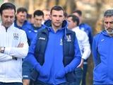 Тренеры сборных Украины посетят сборы клубов в Турции