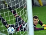 Акинфеев пропустил в 40-м матче Лиги чемпионов подряд, увеличив антирекорд турнира