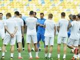 Сборная Украины планирует сбор в Харькове накануне Лиги наций