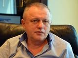 Игорь СУРКИС: «В ближайшие дни я объявлю, кто возглавит «Динамо»