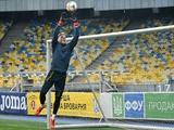 Андрей Лунин: «Роналду? И что? «Атлетико» же его остановил в первом матче»