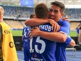 Карлос де Пена: «Первый гол в футболке «Динамо»! Надеюсь, их будет еще много!»