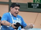 У Марадоны вновь проблемы со здоровьем. Его госпитализировали