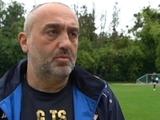 Георгий Цецадзе: «Будем стремиться победить «Динамо», а там посмотрим, как получится»