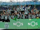 «Спортинг» стал чемпионом Португалии. Впервые за 19 лет