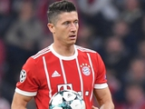 «Бавария» отказалась от предложения «Реала» обменять Левандовского на Бензема