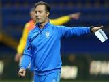 Андреа Мальдера: «Попов и Супряга стоят на пороге национальной сборной Украины»