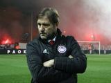 Педру Мартинш: «Я просто не узнал «Олимпиакос» в матче с ПАОКом...»