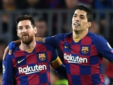 Суарес прокомментировал уход Месси из «Барселоны»