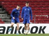 ФОТОрепортаж: тренировка «Динамо» в Дании накануне матча с «Копенгагеном»