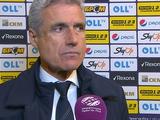 Луиш Каштру: «Думаю, что чемпионат уже практически завершен»