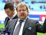 Алексей Андронов: «Если Григорий Суркис кому-то «втащил» — значит, поделу»