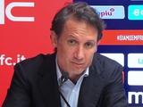 Спортивный директор «Болоньи»: «Вопрос по переходу Супряги закрыт окончательно»