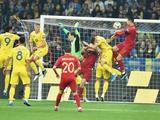 Все стандарты сборной Украины в отборочном турнире Евро-2020