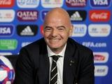 Президент ФИФА Джанни Инфантино предложил Израилю провести ЧМ-2030 совместно с соседями-арабами