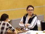 Восьмой тур чемпионата Европы по шахматам среди женщин (после единственного выходного дня 18 апреля)