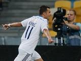 Жуниор Мораес — лучший игрок матча «Оболонь-Бровар» — «Динамо»