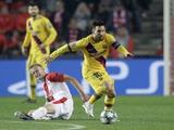 Месси повторил рекорд Рауля и Роналду в Лиге чемпионов