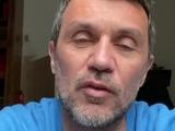 Паоло Мальдини, заразившийся коронавирусом, записал ВИДЕОобращение