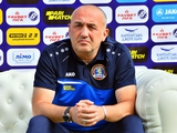 Официально: «Львов» объявил об отставке Цецадзе