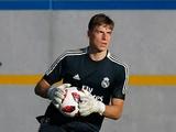 Андрей Лунин осваивается в мадридском «Реале» (ВИДЕО)