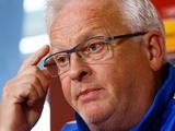 Знаменитый шведский тренер уже назвал счет матча его сборной против Украины