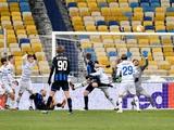 «Динамо» — «Брюгге» — 1:1. Беседа с Бущаном