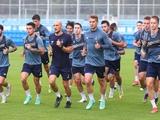 «Динамо» вышло из отпуска и провело первую тренировку (ВИДЕО)