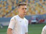Сборная Украины в отборе Евро-2020. Личное дело Виктора Цыганкова