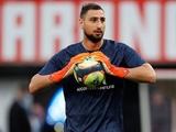 Доннарумма может дебютировать за ПСЖ в Лиге чемпионов