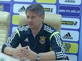 Сергей КОВАЛЕЦ: «Все 8 матчей в групповом турнире футболисты играли сердцем»