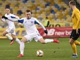«Динамо» — лидер УПЛ по числу ударов