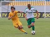 Первые контрольные матчи украинских клубов (21-22 июня)