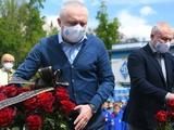 День памяти Валерия Лобановского (ВИДЕО)