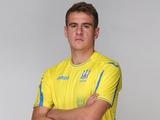 Кадры сборной Украины в цикле Евро-2020: Артем Беседин