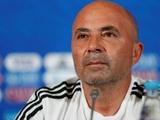 Сампаоли будет уволен с поста главного тренера сборной Аргентины