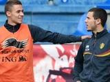 Торган Азар: «Моя мечта  — сыграть с братом в сборной Бельгии»
