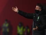 Сергей Ребров: «Матч против «Кишварды» был не менее важным, чем предстоящая встреча с «Барселоной»