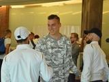 Андрей Лунин прибыл расположение юношеской сборной (ФОТО)