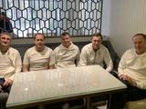 В Турции продолжается работа тренеров национальных сборных Украины