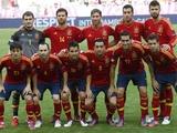 Сборная Испании — победитель Евро-2012