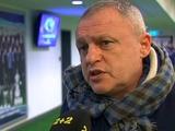 Игорь Суркис: «Хачериди будет играть за дубль. Это его выбор»