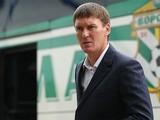 Сачко попрощался с игроками «Ворсклы»