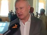 Григорий Суркис: «Не надо комментировать глупости» (ВИДЕО)