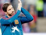Рамос: «Я бы обменял свой рекорд на победу над Норвегией»