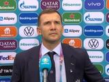 Андрей Шевченко: «Хотелось, чтобы матч побыстрее закончился»