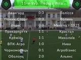 Первая лига, 11-й тур: ВИДЕО всех голов и обзоры матчей