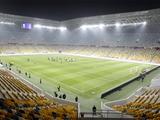 «Ворскла» договорилась с «Ареной Львов» о проведении домашних матчей Лиги Европы