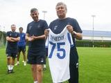 От Индонезии до Перу: за назначением Луческу в «Динамо» следили во всем мире (ФОТО)